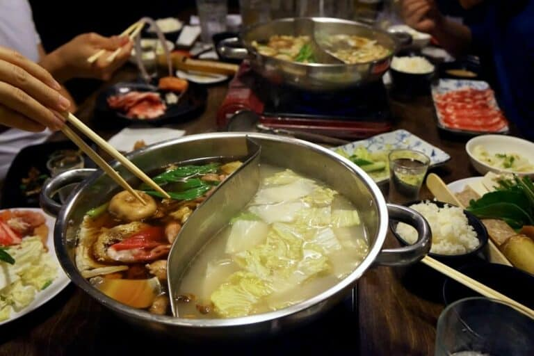 what is nabemono