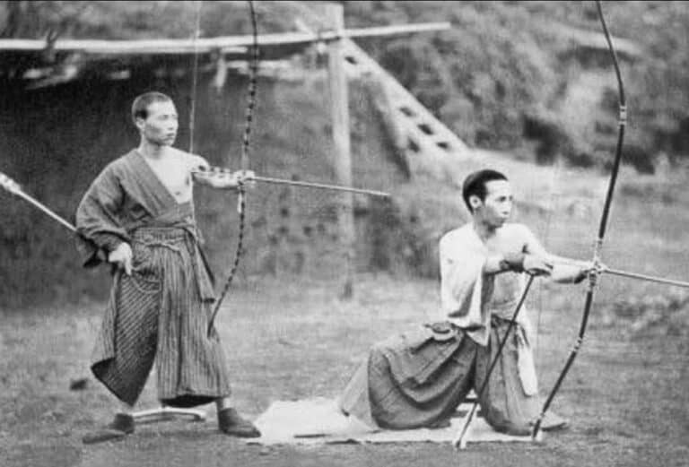 Modern Archery Vs. Traditional Japanese Kyudo - What's The Difference?