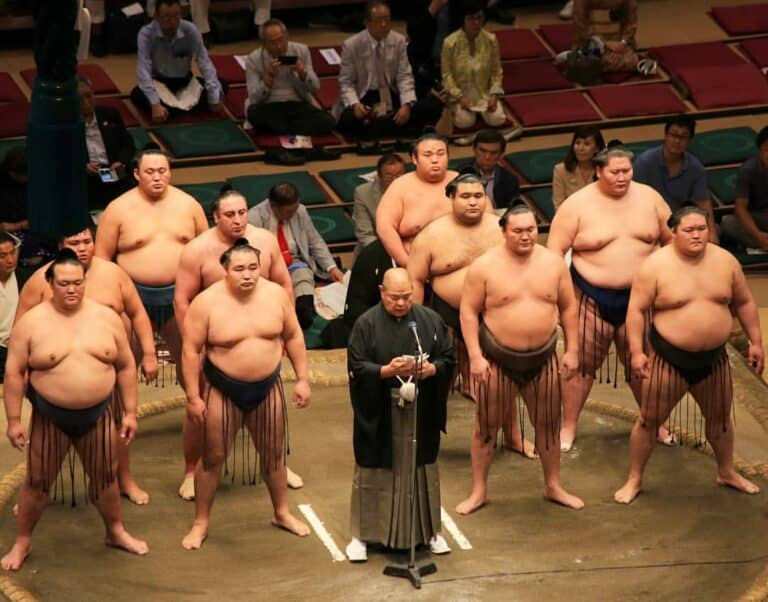 24 Answers About Sumo Wrestlers