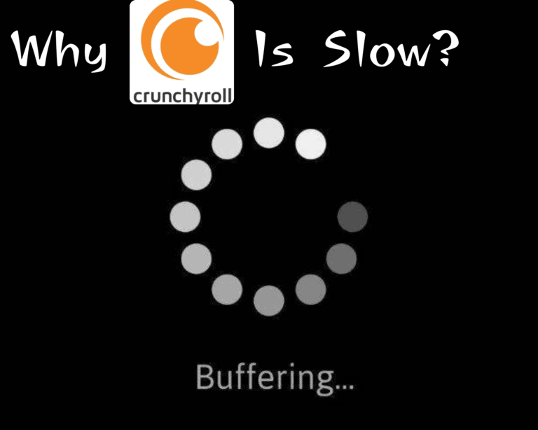 Buffering… Why Crunchyroll Is Slow For Some Users