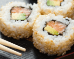How Much Rice Should You Use In A Sushi Roll?